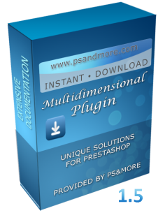 Multidimensional Plugin 1.5