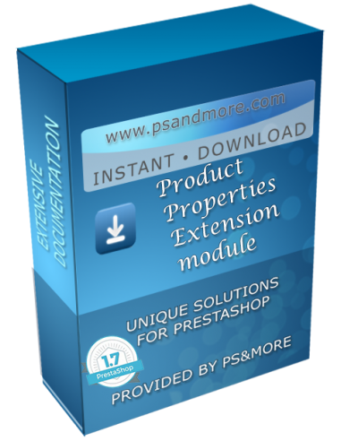 Product Properties Extension 3.3.6